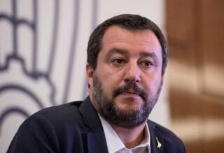 """Matteo Salvini """"interpreta"""" il discorso di Mattarella: """"Abbiamo riconquistato i confini"""""""
