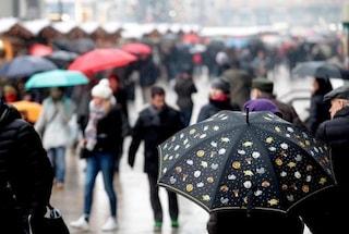Meteo, cicloni sull'Italia fino al weekend: temporali, grandine e torna anche la neve
