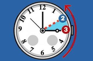 Torna l'ora solare, domenica 25 ottobre lancette indietro di un'ora: potrebbe essere l'ultima volta