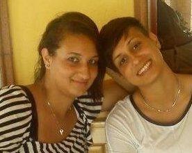 Patrizia Trovato Mazza e sua sorella Sissy
