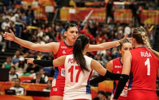 Volley, che peccato. Italia battuta in finale dalla Serbia