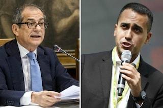 """Luigi Di Maio: """"Spero Tria sia stato frainteso, l'Iva non aumenterà per fare la flat tax"""""""