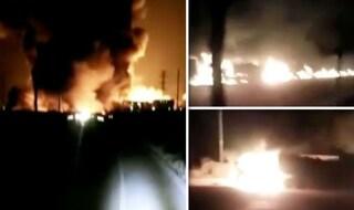 Cina, esplode impianto chimico: 22 morti e oltre venti feriti. Le immagini choc