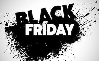 Black Friday: domani 22 novembre iniziano gli sconti della Black Week