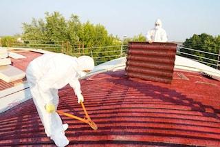 L'amianto provoca ancora 6mila morti all'anno: milioni di tonnellate da smaltire