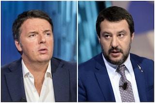 Sondaggi elettorali, perdono voti i due Matteo: calo di consensi per Lega e Italia Viva