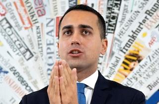 """Manovra, Di Maio: """"Tria sta facendo un gran lavoro, M5S non vuole le sue dimissioni"""""""
