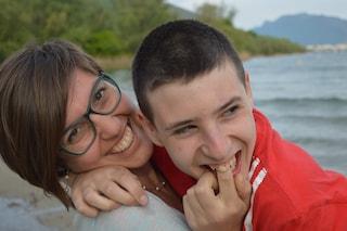 """Claudia, mamma di Franci, ragazzo autistico escluso dal liceo: """"Lui non è sbagliato"""""""