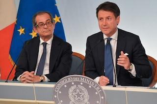 """Anche Giuseppe Conte pressa Giovanni Tria: """"Risarcire i truffati dalle banche è fondamentale"""""""