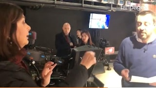 """Boldrini contro Salvini: """"Hai messo alla gogna tre minorenni su Fb, cancella quel post"""""""