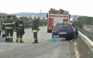 Foggia, terribile schianto tra auto e furgone: Mario muore a 45 anni, tre feriti