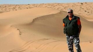 Quad si ribalta nel deserto: muore Sergio Messana, bancario palermitano