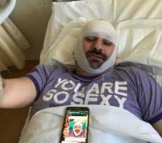 Bologna. Tassista all'ospedale denuncia: picchiato dal branco, stavo difendendo un netturbino