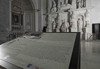 A Roma per la prima volta un'opera di Michelangelo è resa accessibile agli ipovedenti