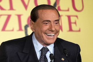 """Elezioni europee, Silvio Berlusconi prevede il """"cartellino rosso"""" per il governo Conte"""