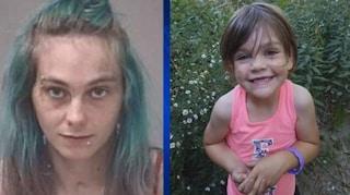 Abusata, torturata e bruciata viva dalla mamma e dal patrigno: l'incubo della piccola Gabby
