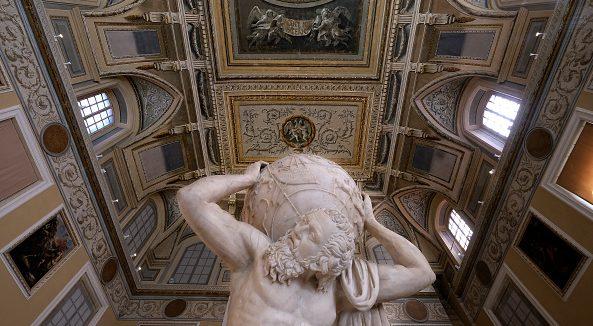 Museo Archeologico Nazionale di Napoli.