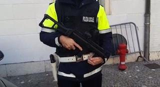 """Cittadella, la polizia locale passa al mitra: """"Vogliamo agenti stile Rambo"""""""