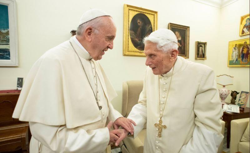Il Papa ai pedofili: