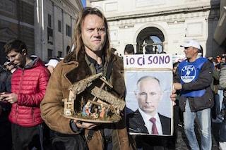 Sono stato alla manifestazione della Lega in piazza del Popolo. E ora ho paura