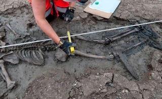 Dal sentiero spuntano teschio e ossa umane, macabra scoperta durante l'escursione nel Vicentino