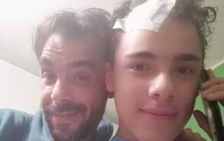 A 15 anni ha un tumore al cervello, Sebastiano operato grazie a una gara di solidarietà