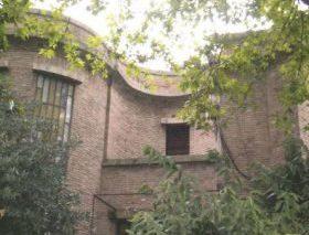 La villa in via Padre Genocchi