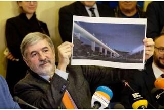 """Genova, il sindaco Bucci: """"Il Ponte Morandi sarà percorribile dal 15 aprile 2020"""""""