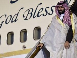 Principe ereditarioMohammed bin Salman