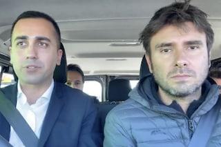 """Di Maio e Di Battista lanciano campagna M5s per le Europee: """"Chiudiamo la sede del Parlamento Ue"""""""