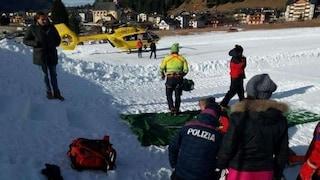 Valanghe in Alto Adige, un morto nella Valle Aurina e uno in Val Gardena