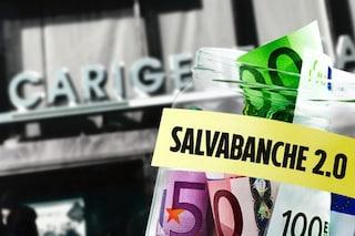 Banca Carige, il decreto del governo ha salvato l'istituto con soldi pubblici come ha fatto il Pd?