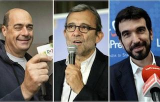 Congresso Pd, alle primarie del 3 marzo si sfideranno Zingaretti, Martina e Giachetti