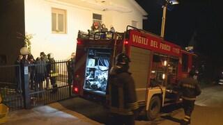 Pescara, marito e moglie muoiono l'uno accanto all'altra per un materasso bruciato