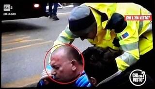 """Caso Luca Fanesi, i video inediti: """"L'hanno ammazzato. Stava andando via!"""""""