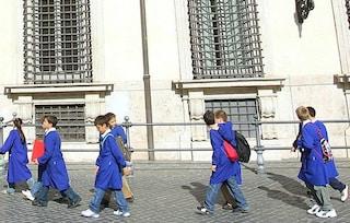 """Matteo Salvini vuole il grembiule obbligatorio a scuola: """"Riportare ordine e disciplina"""""""
