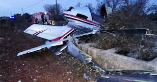 """Tragedia Gemini. Il racconto choc: """"Il passeggero è morto subito, pilota respirava ancora"""""""