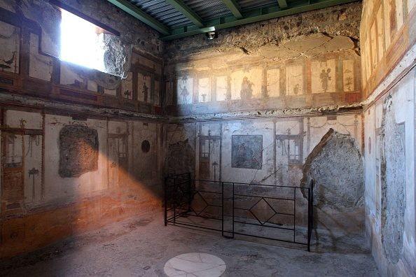 Casa dei Vettii a Pompei