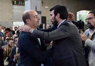 """Congresso Pd, dati ufficiosi: Nicola Zingaretti in testa. Ma Boccia protesta: """"Dati falsi"""""""
