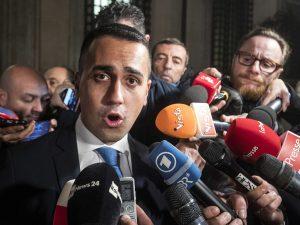 """Luigi Di Maio: """"In arrivo il taglio di 345 parlamentari della Repubblica"""""""
