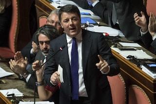 """Matteo Renzi: """"Italiani pagheranno 40 miliardi per colpa Salvini-Di Maio, sarà bagno di sangue"""""""