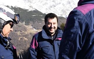 Per Salvini giocare in Arabia Saudita è una vergogna. Ma gli affari in Qatar si possono fare