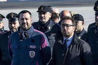 """Video arresto Battisti, Matteo Salvini: """"Pensano di farmi paura? È un altro caso Diciotti"""""""