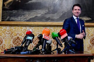 Conte anticipa i dati Istat e ammette che l'Italia è in recessione