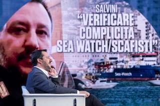 """Matteo Salvini: """"Ci sono irregolarità su nave Sea Watch. Italia accoglierà un solo migrante"""""""