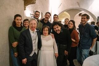 Luca e Silvana finalmente sposi: la storia della coppia con la sindrome di Down diventerà un film