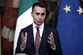 """Tav Torino-Lione, Luigi Di Maio assicura: """"Finché saremo noi al Governo non si farà"""""""