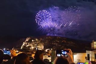 """Inizia l'anno di Matera capitale europea della Cultura. Mattarella: """"Simbolo del Sud che innova"""""""