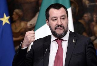 """Sea Watch 3, Matteo Salvini: """"Sì allo sbarco solo se Olanda o Germania prenderanno i migranti"""""""