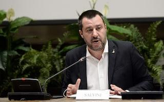 """Cannabis, Matteo Salvini stronca la proposta del M5s di legalizzarla: """"Non passerà mai"""""""